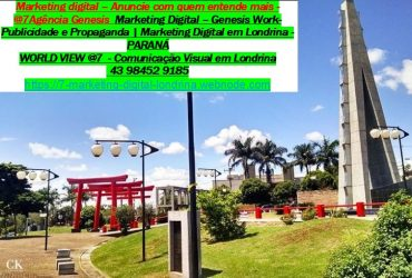 Consultoria De Marketing Digital Londrina – @7 DIGITAL @7