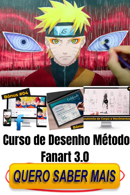 Curso de Desenho Método Fanart 3.0