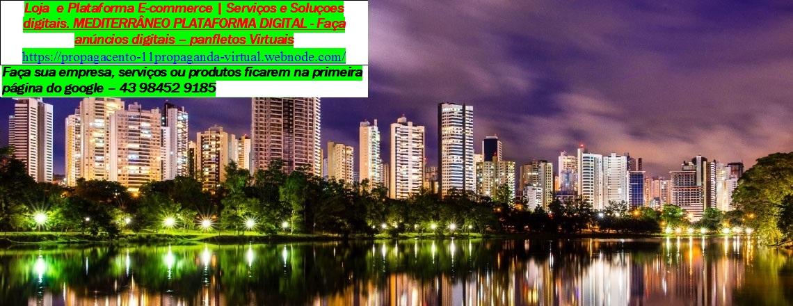 Agência Cambé Londrina Mídia Comunicação – Publicidade e Propaganda Pr