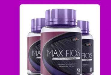Max Fios tratamento capilar