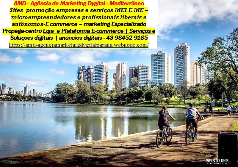 Londrina  – Agência de Marketing – Genesis Work.com  Agência Digital