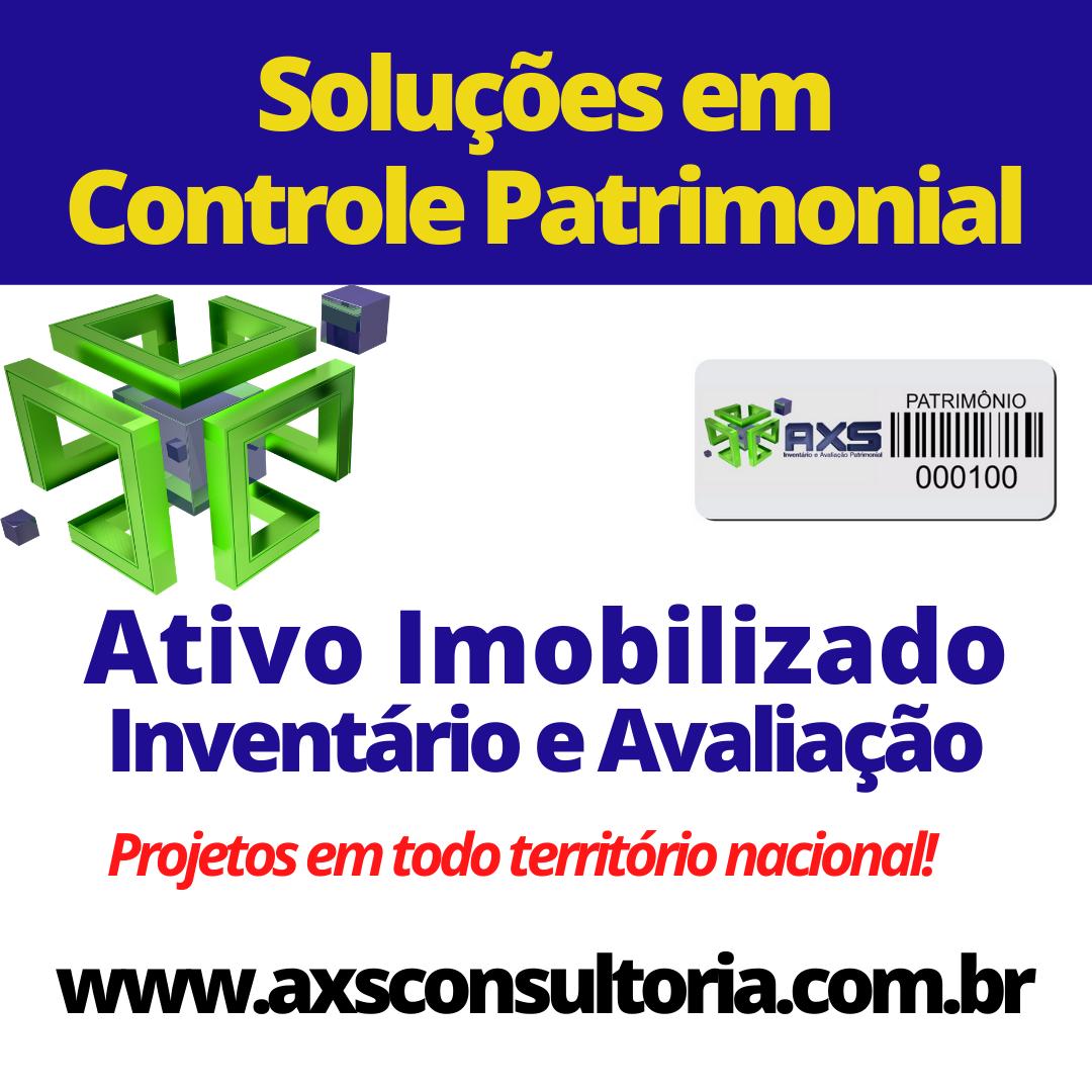 Soluções em Controle Patrimonial – Inventário e Avaliação de Ativos