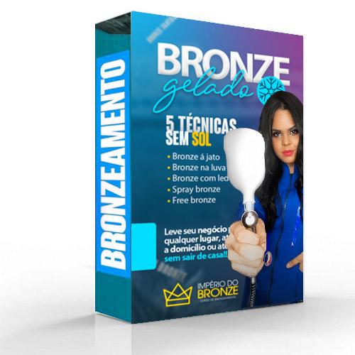 Império do Bronze – Bronzeamento Gelado