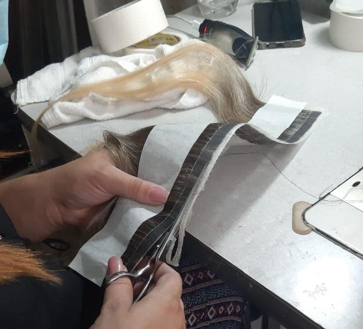 Curso Mega Hair – Fita Adesiva