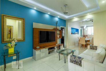 Excelente Apartamento Linear à venda com 146m² 3 qts 1 vaga