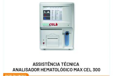 ASSISTENCIA TECNICA ANALISADOR HEMATOLOGICO BRASIL