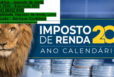 ###Avenida Robert Koch Dumont contabilidade  Comprovante de Renda – Pa