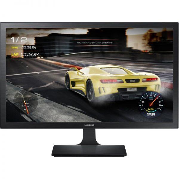 "Monitor Gamer Samsung 27"" Full Hd Led Ls27e332hzxmzd Hdmi Flicker Fre"