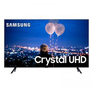 "Smart Tv Samsung 55"" Crystal Uhd 4k 2020 Un55tu8000 Borda Ultrafina V"
