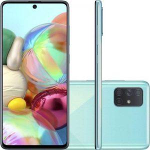 "Smartphone Samsung Galaxy A71 6,7"" Octa Core Dual Chip 6gb Ram 128gb"