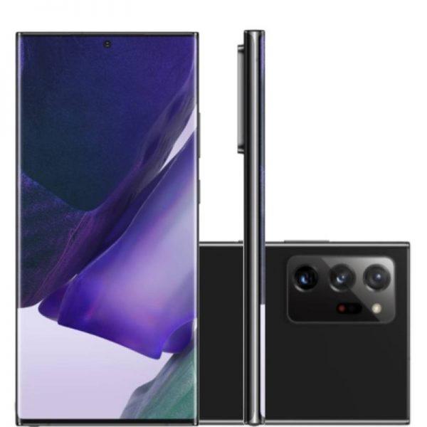 """Smartphone Samsung Galaxy Note20 Ultra Tela 6,9"""" Ram 12gb 256gb Dual"""