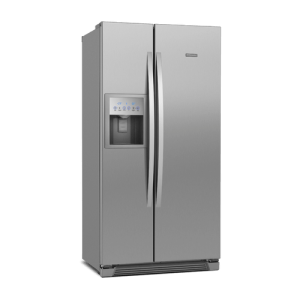Geladeira/Refrigerador Frost Free Electrolux Side By Side Inox 504L (SS72X)