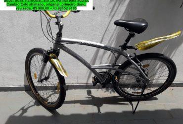 Vende acessorios motos/bicicletas usadas – particular 43-98452-9185 h