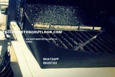 Concreto Bombeado Caminhão Betoneira em Zona Oeste Rio
