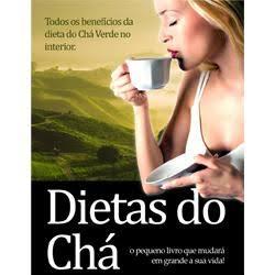 Dietas do Chá: Dieta do Chá Verde