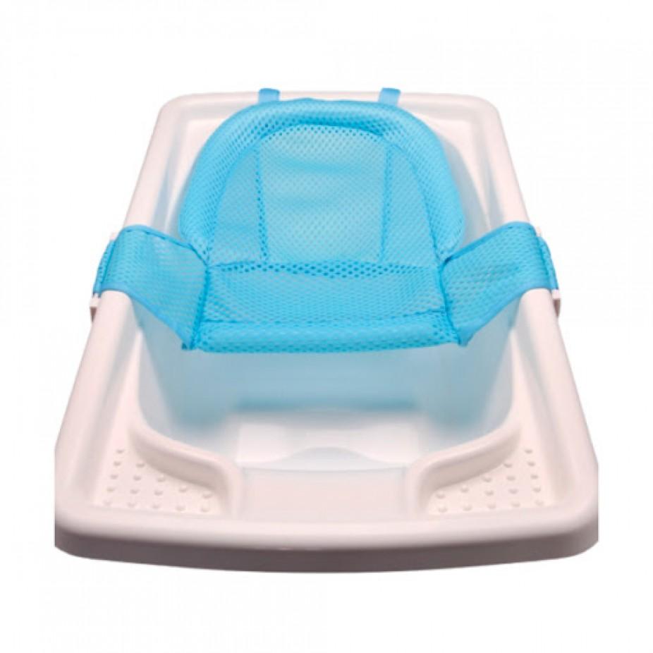 Rede para Banheira Baby Pil Premium Azul