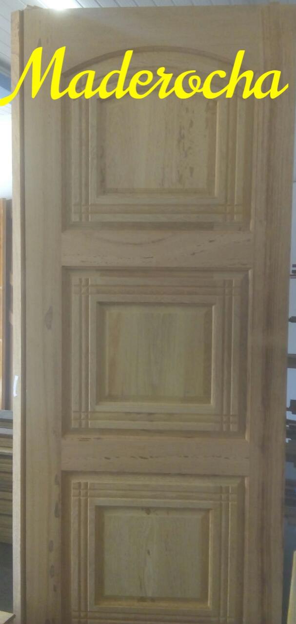 Portas maciças 2,10×80 de angelim