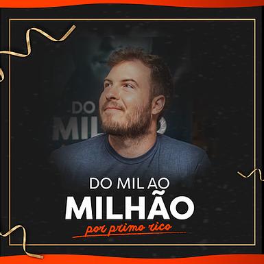 Curso Do Mil Ao Milhão Thiago Nigro