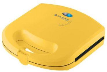 Sanduicheira Minigrill Cadence Colors Amarela