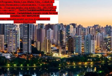 Ibiporã/Cambé-Comprovante renda – Pro-labores Mei, autônomos, profissi